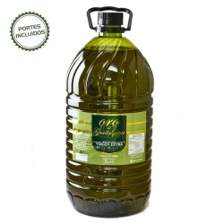 Garrafa 5 litros aceite de oliva virgen extra