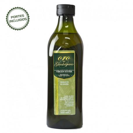 Botella Pet para hostelería 0,5 litros